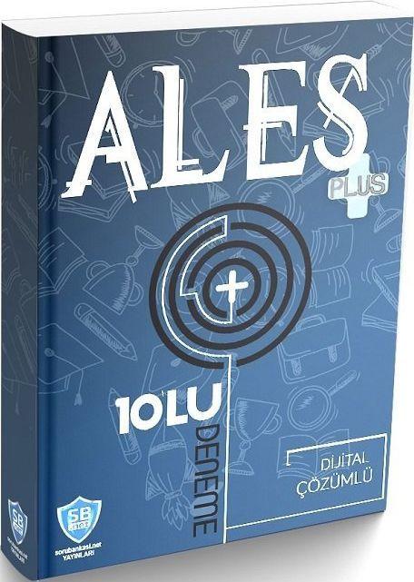 Soru Bankası Net Yayınları 2019 ALES Plus 10 Deneme Dijital Çözümlü Soru Bankası