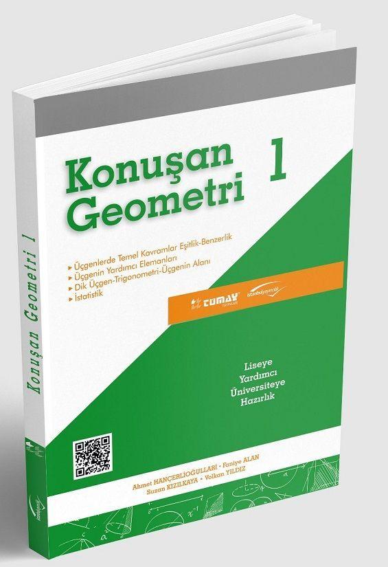 Tümay Yayınları Konuşan Geometri - 1