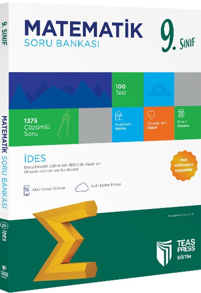 Teas Press Yayınları 9. Sınıf Matematik Soru Bankası