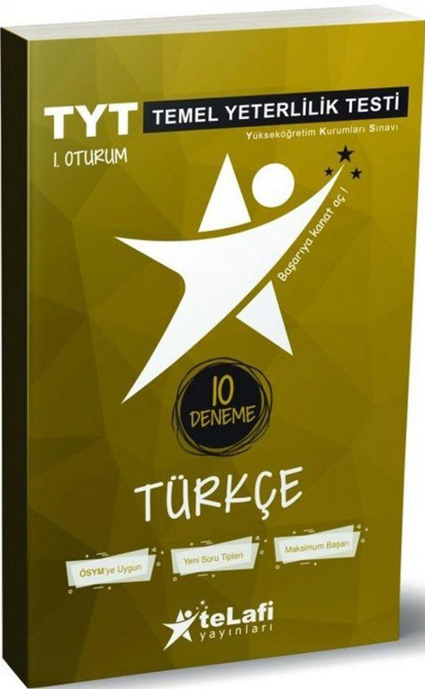 Telafi Yayınları TYT Türkçe 10 Deneme