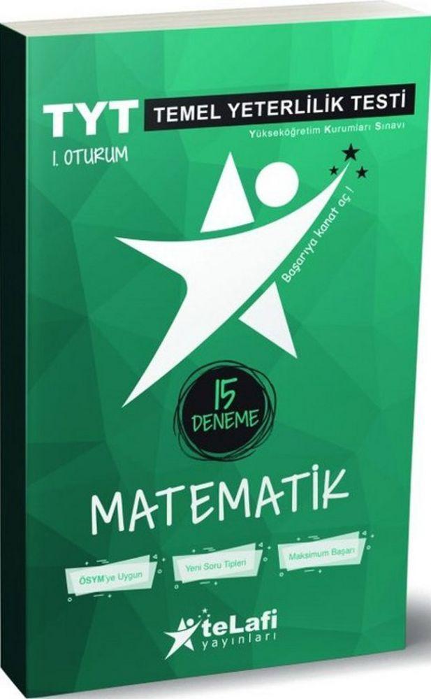 Telafi Yayınları TYT Matematik 15 Deneme