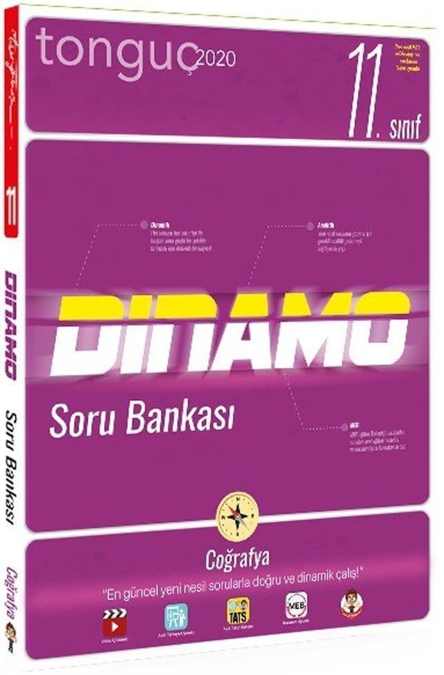 Tonguç Akademi 11. Sınıf Coğrafya Dinamo Soru Bankası