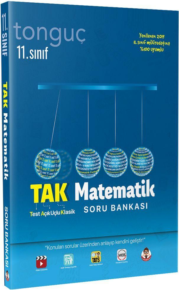 Tonguç Akademi 11. Sınıf Matematik TAK Soru Bankası