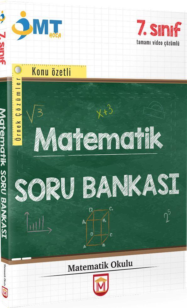 Tonguç Akademi 7. Sınıf Matematik İMT Soru Bankası
