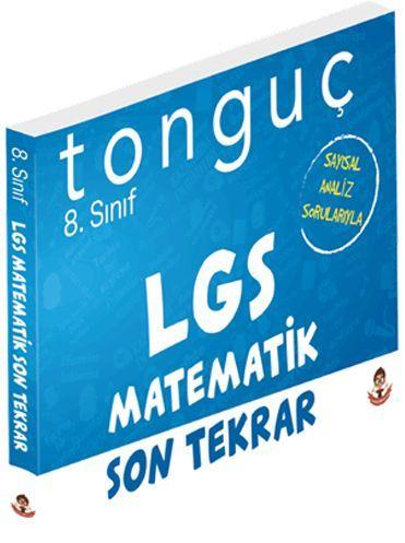 Tonguç Akademi 8. Sınıf LGS Son Tekrar Matematik
