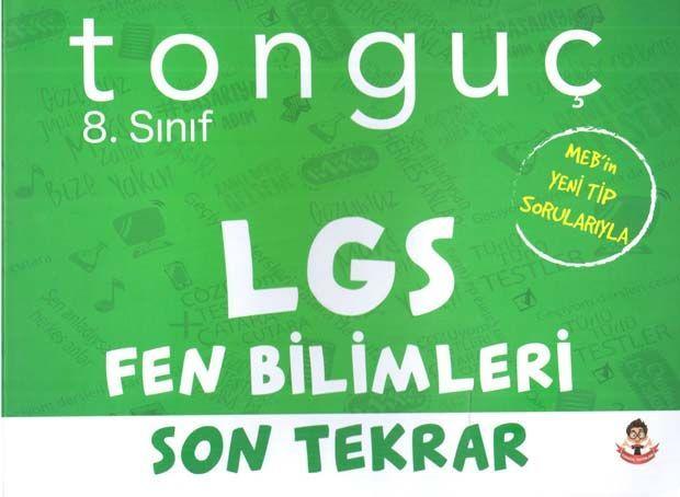 Tonguç Akademi 8. Sınıf LGS Fen Bilimleri Son Tekrar