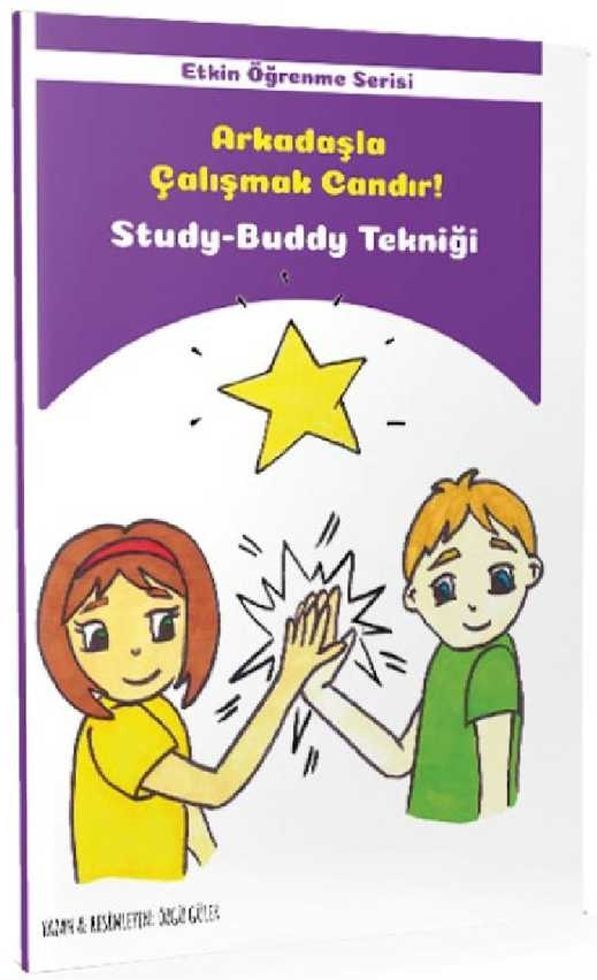 Tonguç Akademi Arkadaşla Çalışmak Candır Study Buddy Tekniği Etkin Öğrenme Serisi