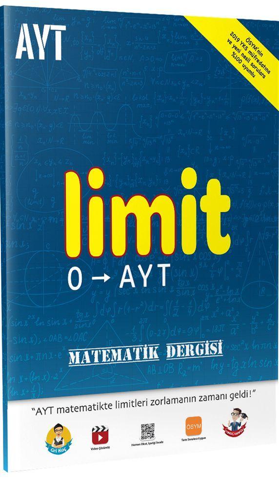 Tonguç Akademi AYT Limit