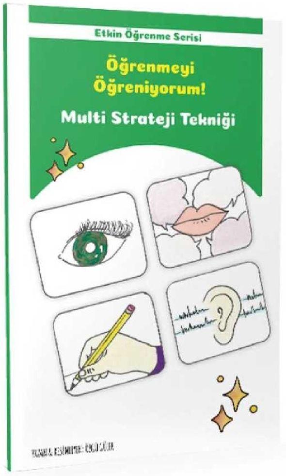 Tonguç Akademi Öğrenmeyi Öğreniyorum Multi Strateji Tekniği Etkin Öğrenme Serisi