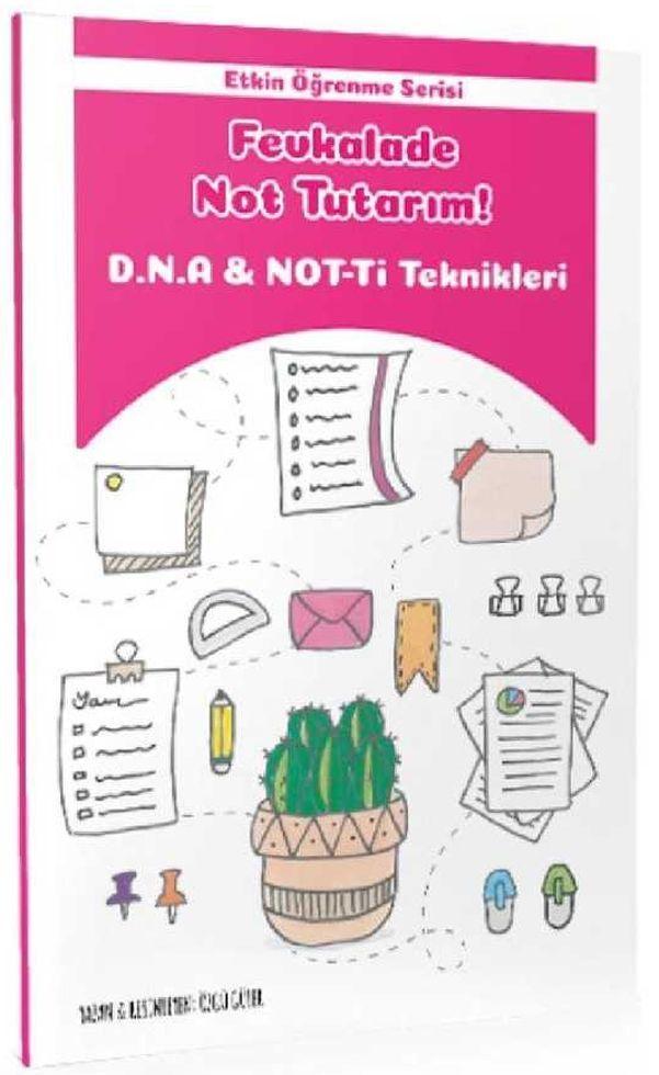 Tonguç Akademi Fevkalade Not Tutarım DNA ve Not Ti Teknikleri Etkin Öğrenme Serisi