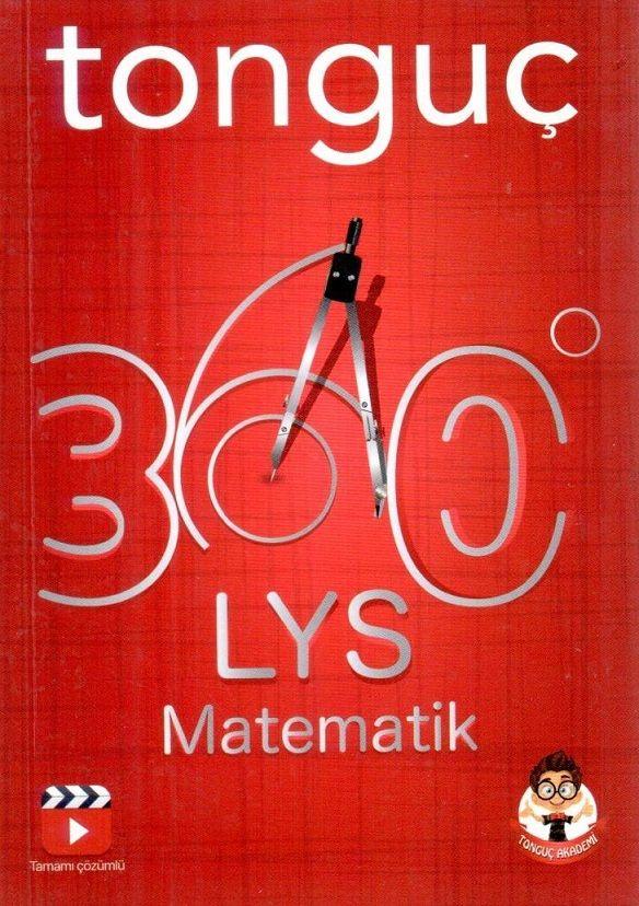 Tonguç Akademi LYS Matematik 360 Cep Kitabı