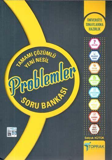 Toprak Yayınları Problemler Soru Bankası