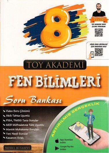 Toy Akademi Yayınları 8. Sınıf Fen Bilimleri Soru Bankası