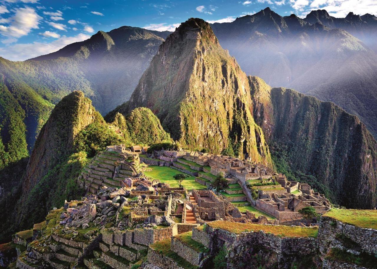 Trefl Puzzle Historic Sanctuary Of Machu Picchu 500 Parça