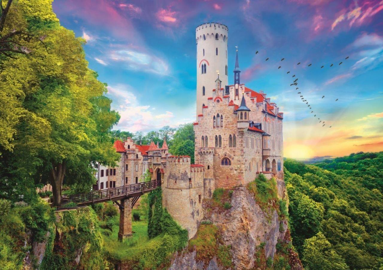 Trefl Puzzle Lichtenstein Castle, Germany 1000 Parça
