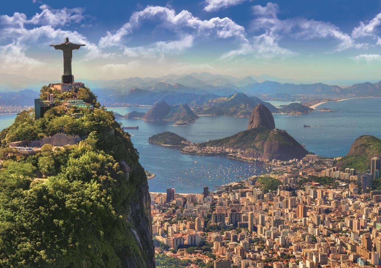 Trefl Puzzle Rio De Jenario 1000 Parça