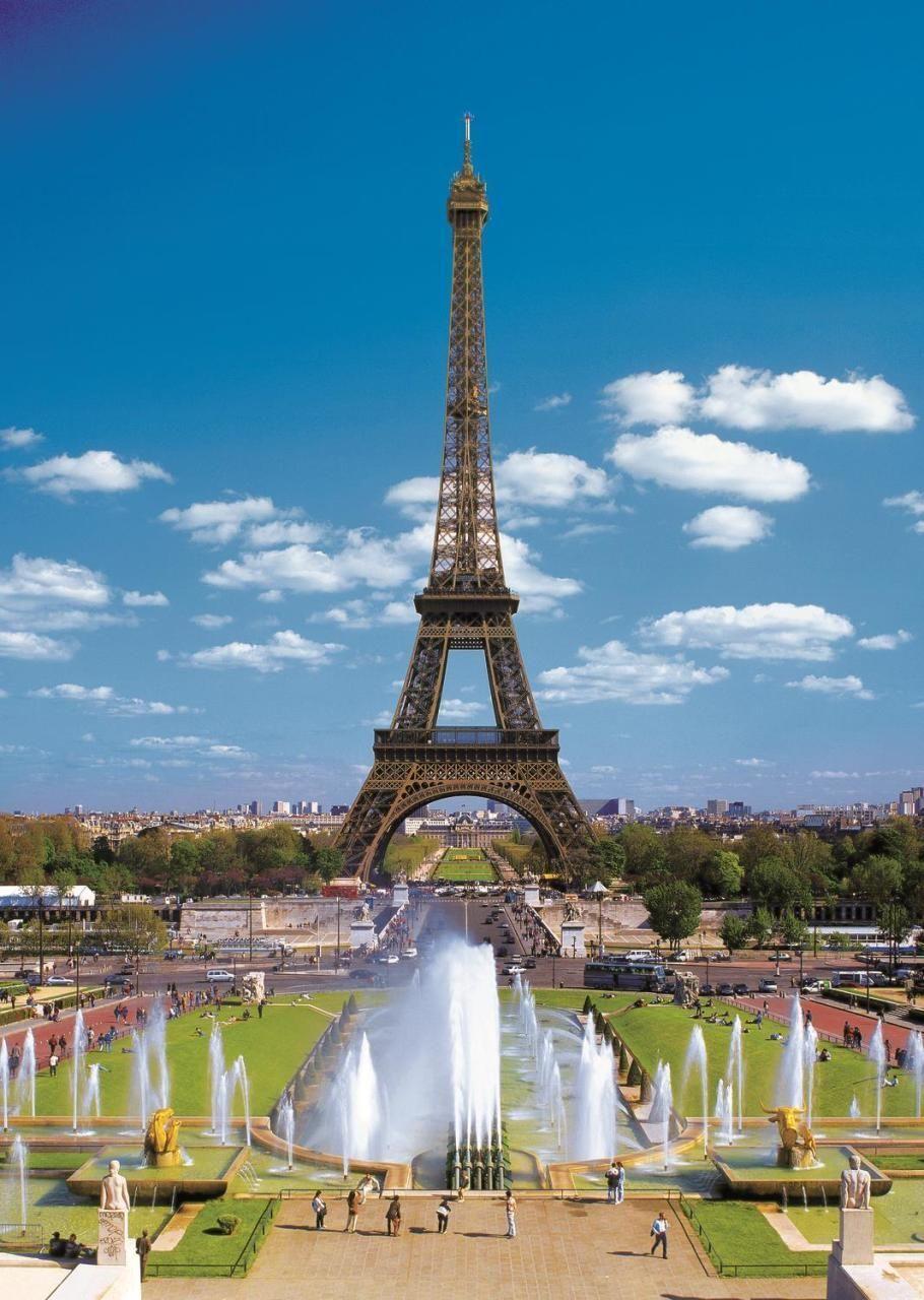 Trefl Puzzle The Eiffel Tower 2000 Parça
