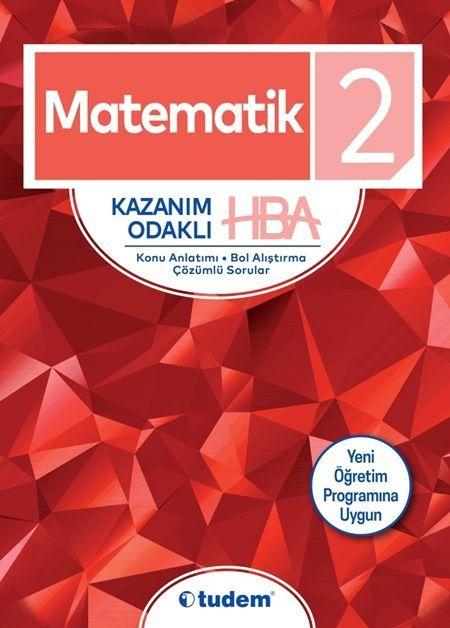 Tudem Yayınları 2. Sınıf Matematik Kazanım Odaklı HBA