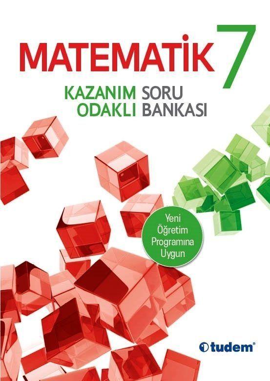 Tudem Yayınları 7. Sınıf Matematik Kazanım Odaklı Soru Bankası