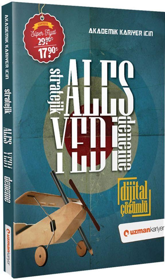 Uzman Kariyer ALES Stratejik Yedi Deneme