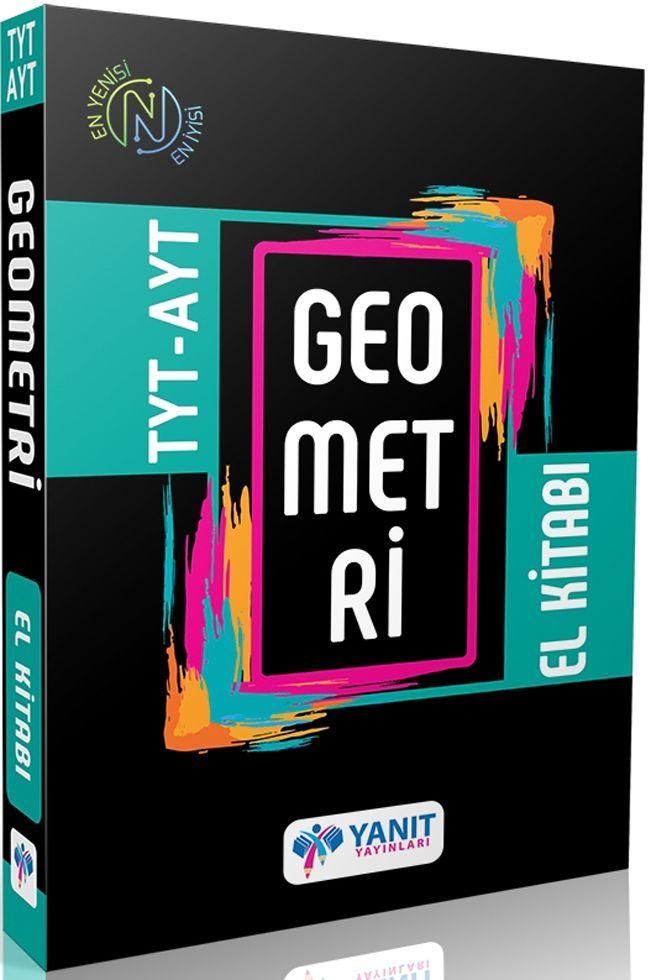Yanıt Yayınları TYT AYT Geometri El Kitabı