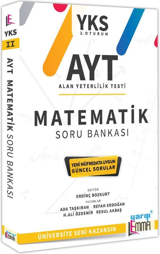 Yargı Lemma AYT Matematik Soru Bankası