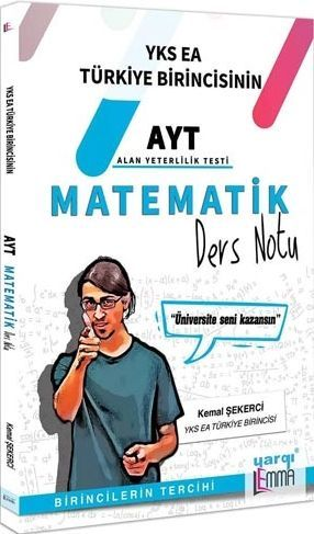 Yargı Lemma AYT Matematik Ders Notu