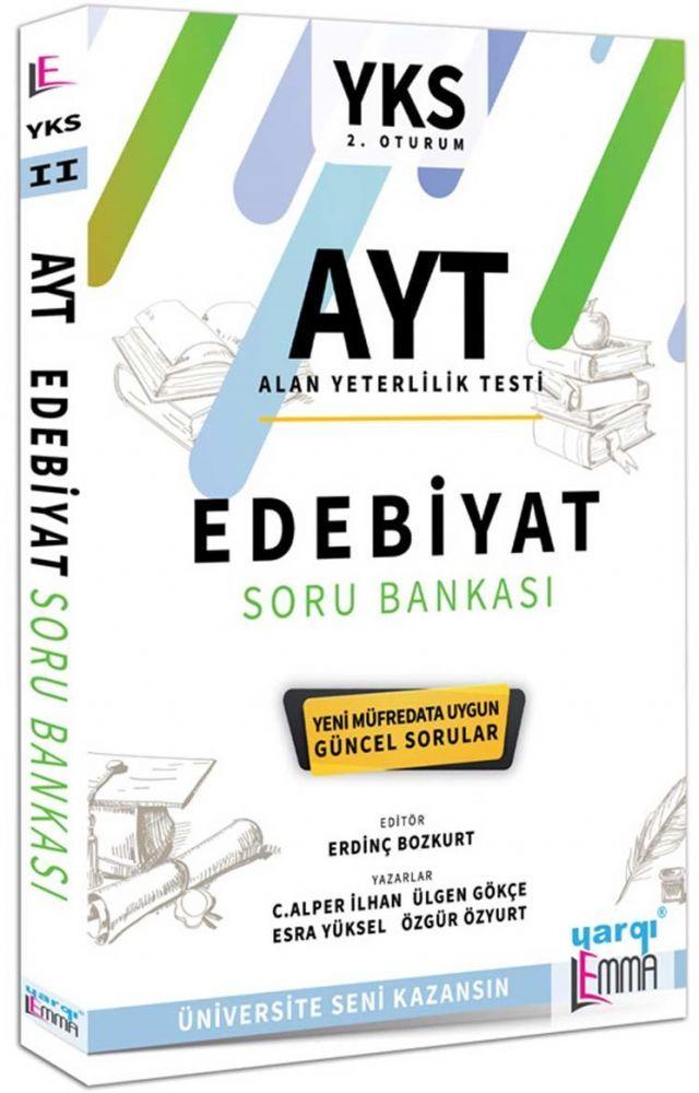 Yargı LEMMA YKS AYT Edebiyat Soru Bankası