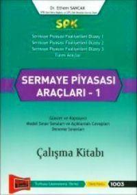 Yargı Yayınları SPK Sermaye Piyasası Araçları - 1 Çalışma Kitabı