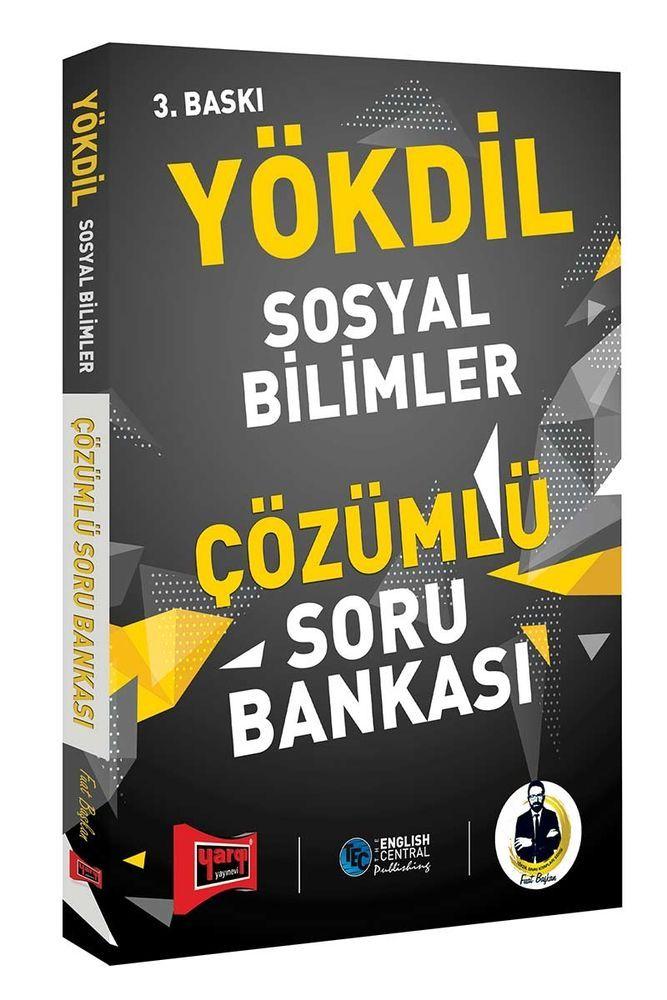 Yargı Yayınları YÖKDİL Sosyal Bilimler Çözümlü Soru Bankası 3. Baskı