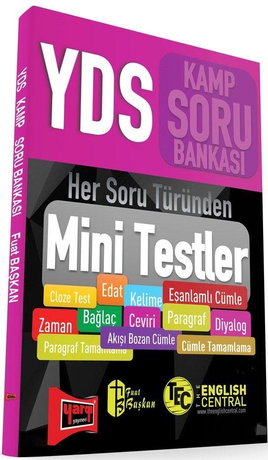 Yargı Yayınları YDS Kamp Soru Bankası