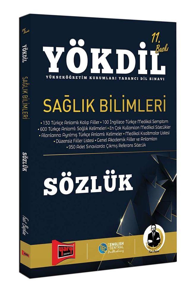 Yargı Yayınları YÖKDİL Sağlık Bilimleri Sözlük 11. Baskı