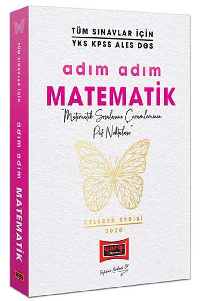 Yargı Yayınları 2020 Tüm Sınavlar İçin Adım Adım Matematik