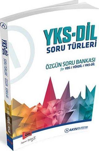Yargı Yayınları YKS DİL Soru Türleri for YDS YÖKDİL YKSDİL