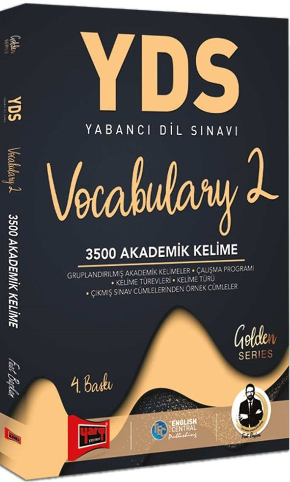 Yargı Yayınları YDS Vocabulary 2