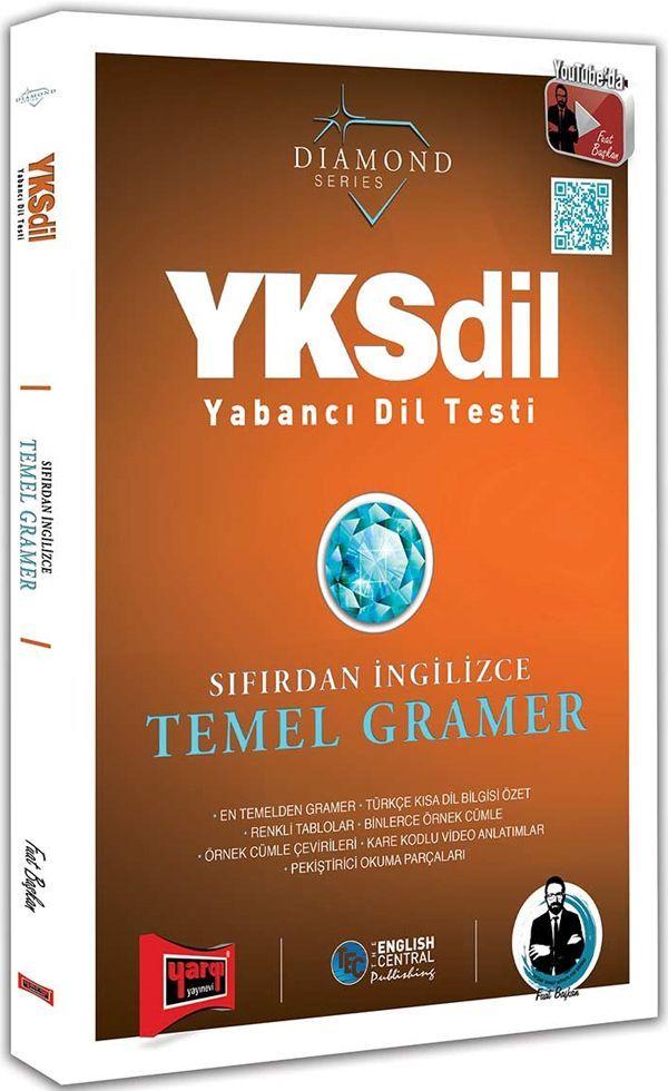 Yargı Yayınları YKSDİL Sıfırdan İngilizce Temel Gramer