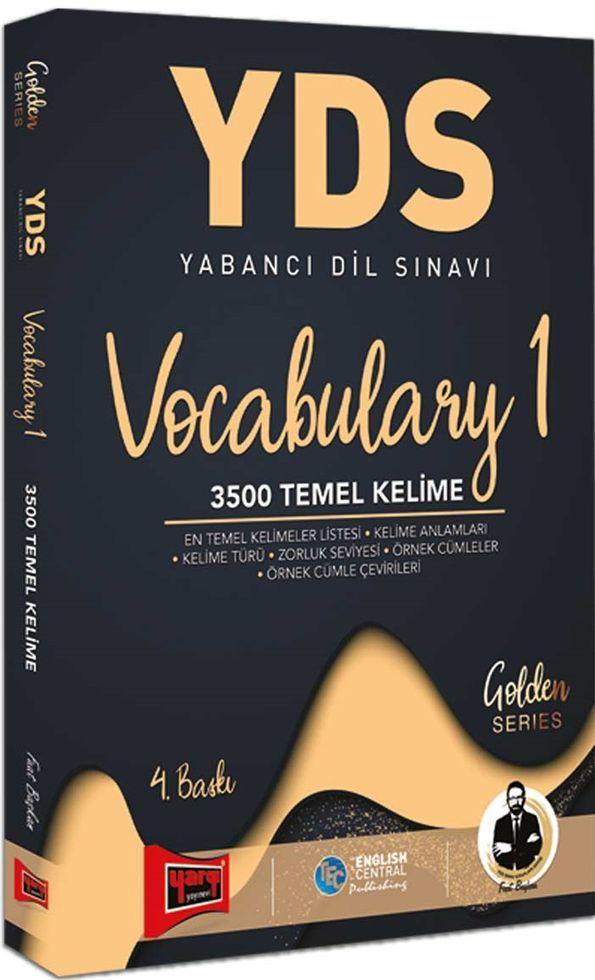 Yargı Yayınları YDS Vocabulary 1
