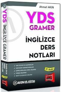 Yargı YDS Gramer İngilizce Ders Notları
