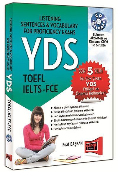 Yargı YDS TOEFL IELTS FCE
