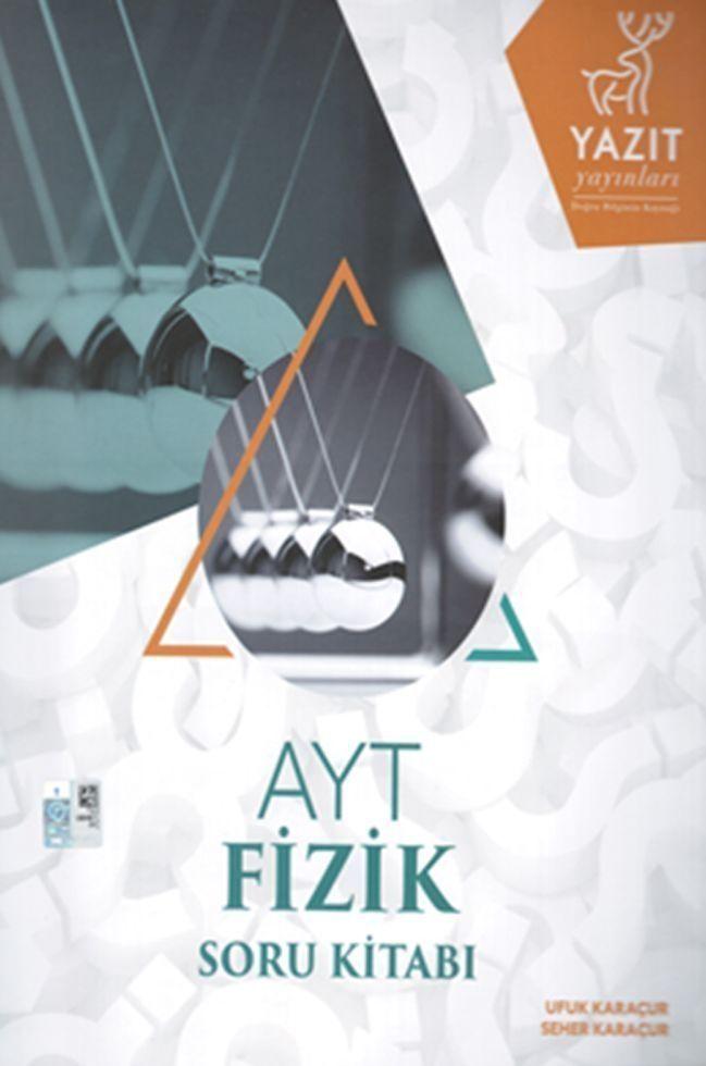 Yazıt Yayınları AYT Fizik Soru Kitabı