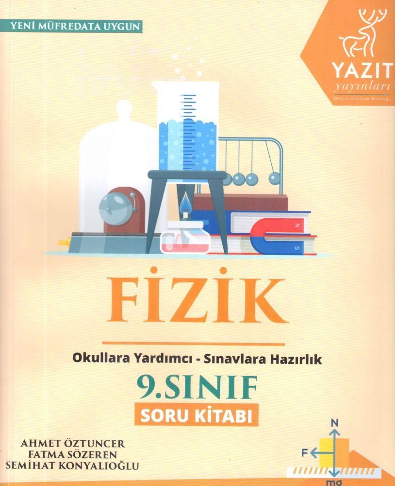 Yazıt Yayınları 9. Sınıf Fizik Soru Kitabı