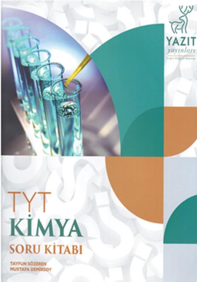 Yazıt Yayınları TYT Kimya Soru Kitabı