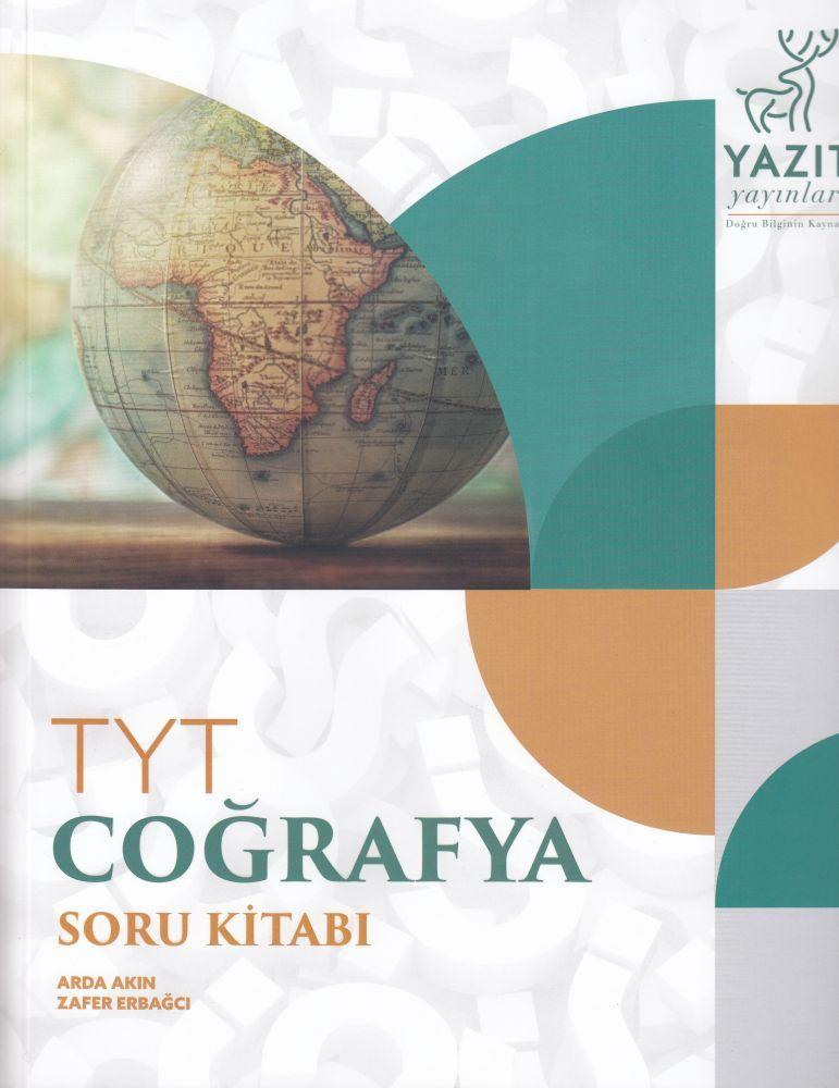 Yazıt Yayınları TYT Coğrafya Soru Kitabı