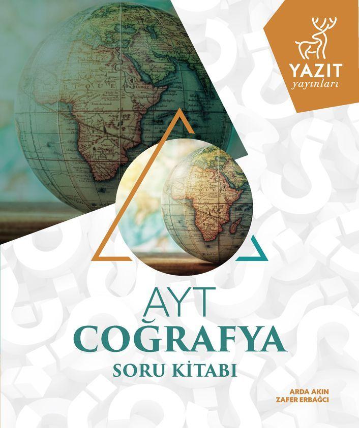 Yazıt Yayınları AYT Coğrafya Soru Kitabı