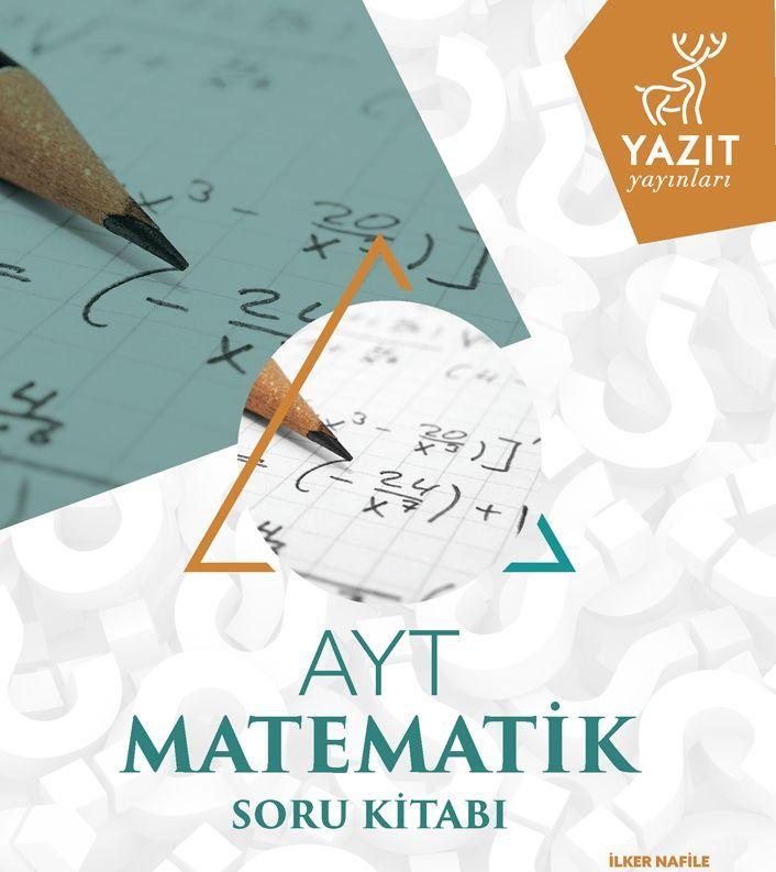 Yazıt Yayınları AYT Matematik Soru Kitabı