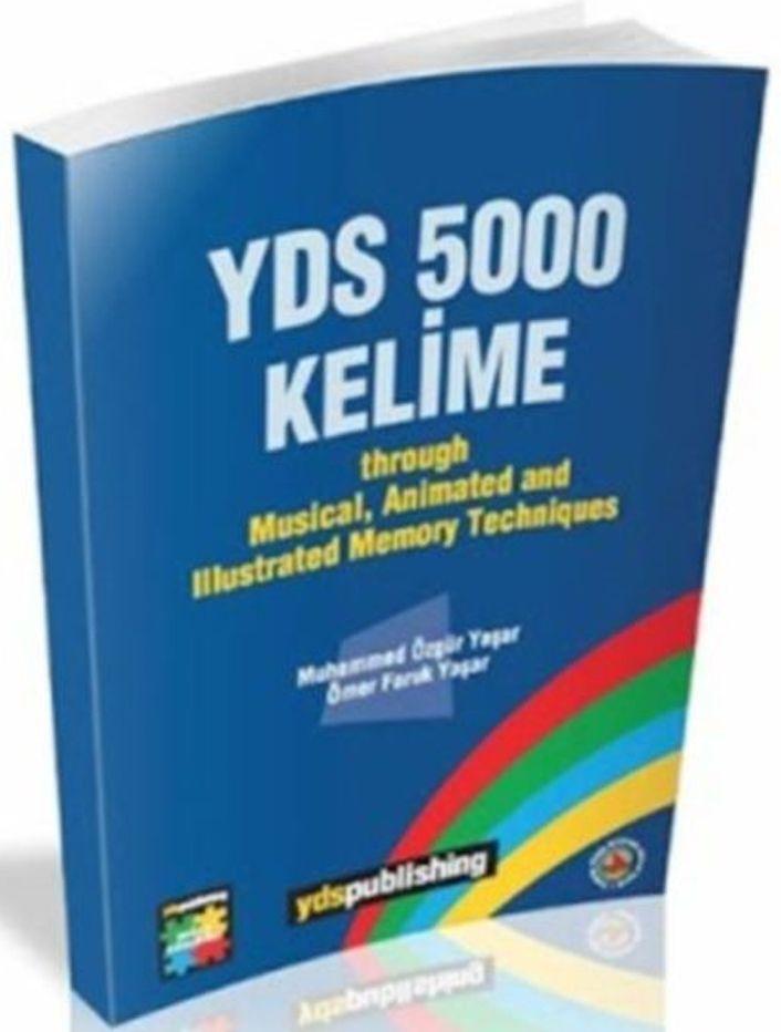 Ydspublishing Yayınları YDS 5000 Kelime