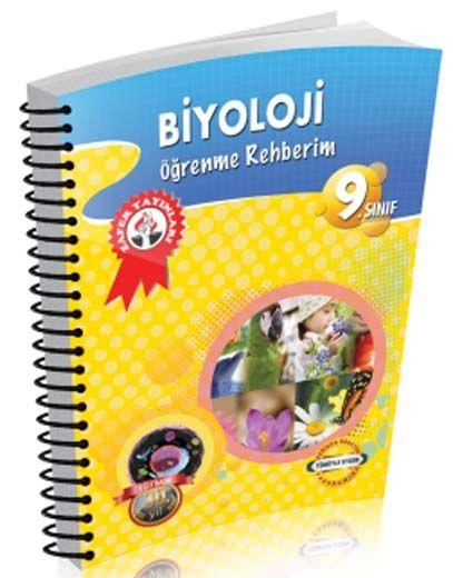 Zafer Yayınları 9. Sınıf Biyoloji Öğrenme Rehberim