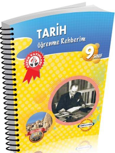 Zafer Yayınları 9. Sınıf Tarih Öğrenme Rehberim