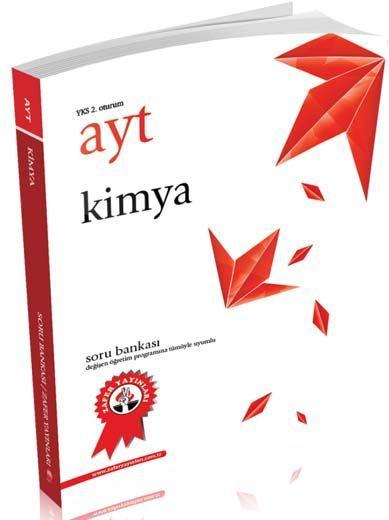 Zafer Yayınları AYT Kimya Soru Bankası