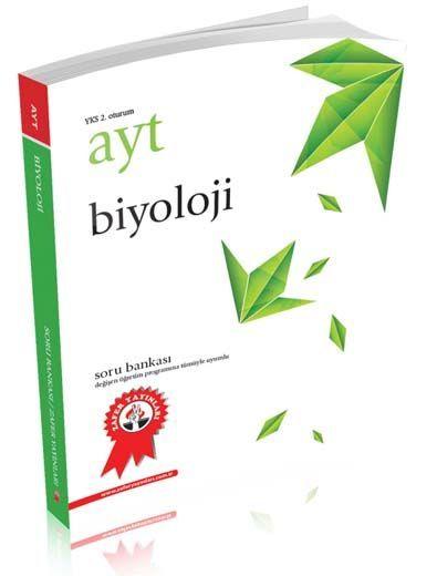 Zafer Yayınları AYT Biyoloji Soru Bankası